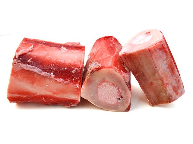 Rinderbrustbeinknochen